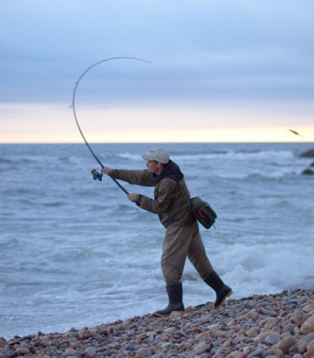 St croix mss106mm2 mojo surf spinning rods for Best surf fishing rods